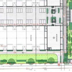 Location Entrepôt Pessac 8520 m²