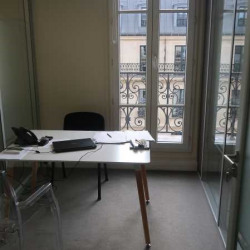 Location Bureau Paris 9ème 60 m²