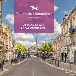 Cession de bail Local commercial Bordeaux 25 m²