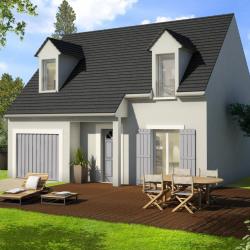 Maison  2 pièces + Terrain  470 m² Montereau-Fault-Yonne