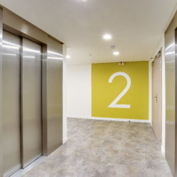 Location Bureau Levallois-Perret 1133 m²