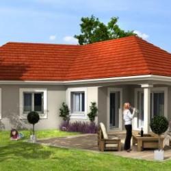 Maison  5 pièces + Terrain  747 m² Fleurey-sur-Ouche
