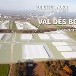 Vente Terrain Bazancourt 1700 m²