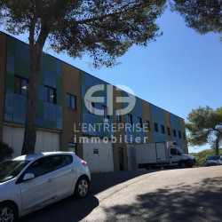 Location Bureau Vallauris 125 m²