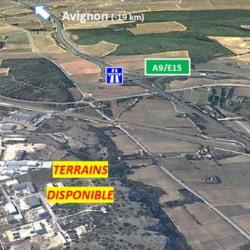 Vente Terrain Roquemaure 5113 m²