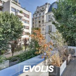 Location Bureau Paris 16ème 200 m²
