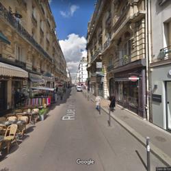 Location Local commercial Paris 17ème 86 m²