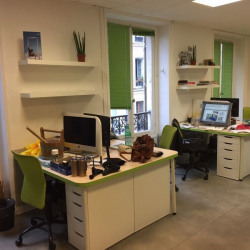 Location Bureau Paris 9ème 70 m²