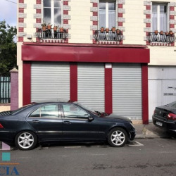 Location Local commercial Aubervilliers 49,38 m²