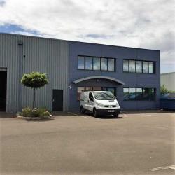 Location Local d'activités Longvic 535 m²