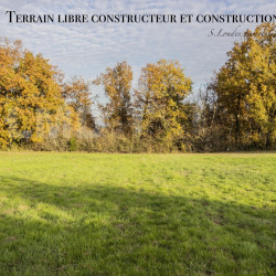 Vente Terrain Montech 1200 m²