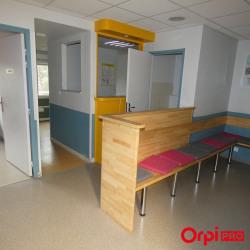 Location Bureau Manosque 57 m²