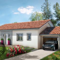 Maison  4 pièces + Terrain  806 m² Verthemex