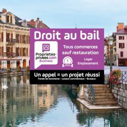 Cession de bail Local commercial Annecy 40 m²