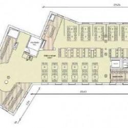 Location Bureau Courbevoie 935 m²