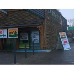Location Local commercial Digne-les-Bains 547 m²