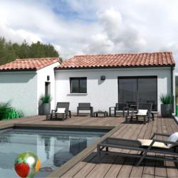 Maison  3 pièces + Terrain  322 m² Castelnaudary