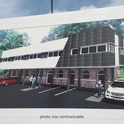 Location Bureau Rivière-Salée 15 m²