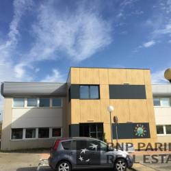 Location Bureau Crolles 188 m²