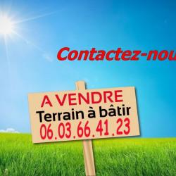 Terrain  de 500 m²  Rozay-en-Brie  (77540)