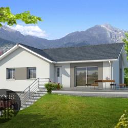 Maison  4 pièces + Terrain  600 m² Magland