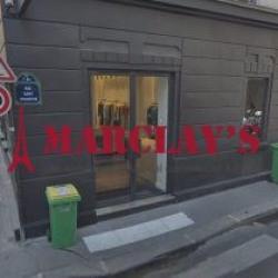 Location Local commercial Paris 1er 95 m²