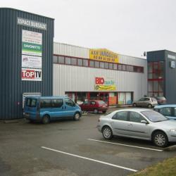 Location Bureau Sausheim 428 m²