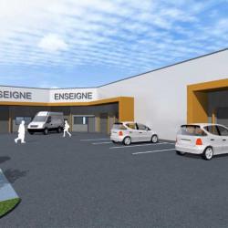 Vente Entrepôt Le Pian-Médoc 566 m²