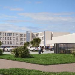 Location Bureau Plérin 136 m²