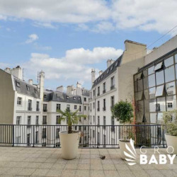 Location Bureau Paris 17ème 166 m²