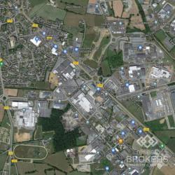 Location Local commercial Sablé-sur-Sarthe 1000 m²