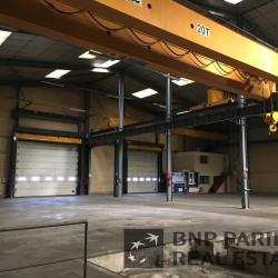 Location Local d'activités Azay-sur-Cher 4956 m²