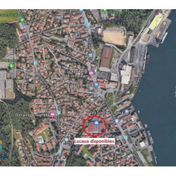 Location Local commercial Anglet 64 m²