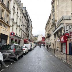 Location Local commercial Paris 9ème 21 m²