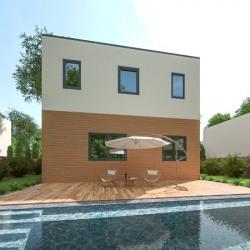 Maison  5 pièces + Terrain  395 m² Pont-Saint-Esprit