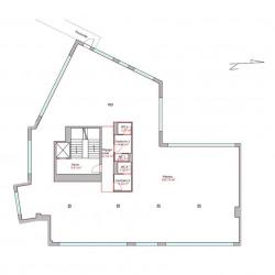 Location Bureau Saint-Pierre-des-Corps 138 m²