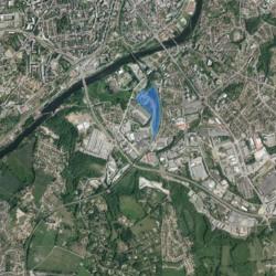 Vente Terrain Limoges 1000 m²