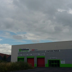 Location Local commercial Laon 829 m²