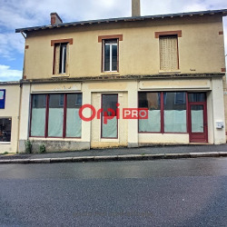 Location Local commercial Guéret 74 m²