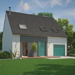 Maison  5 pièces + Terrain  571 m² Schoenenbourg