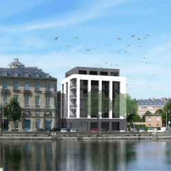 Vente Bureau Le Havre 510 m²