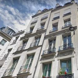 Location Bureau Paris 1er 66 m²