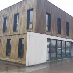 Location Bureau Saint-Martin-du-Vivier 119 m²