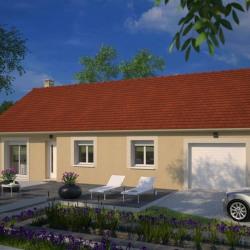 Maison  5 pièces + Terrain  1410 m² Le Mêle-sur-Sarthe