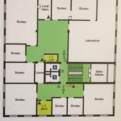 Vente Bureau Créteil 709 m²