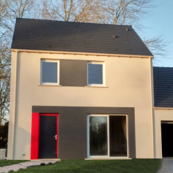 Maison  4 pièces + Terrain  272 m² Saint-Méloir-des-Ondes