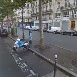 Location Local commercial Paris 2ème 25 m²
