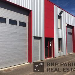 Location Local d'activités Saint-Apollinaire 455 m²