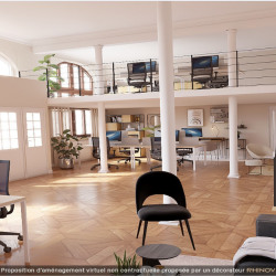 Vente Bureau Versailles 276 m²
