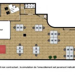 Location Bureau Paris 13ème 191 m²